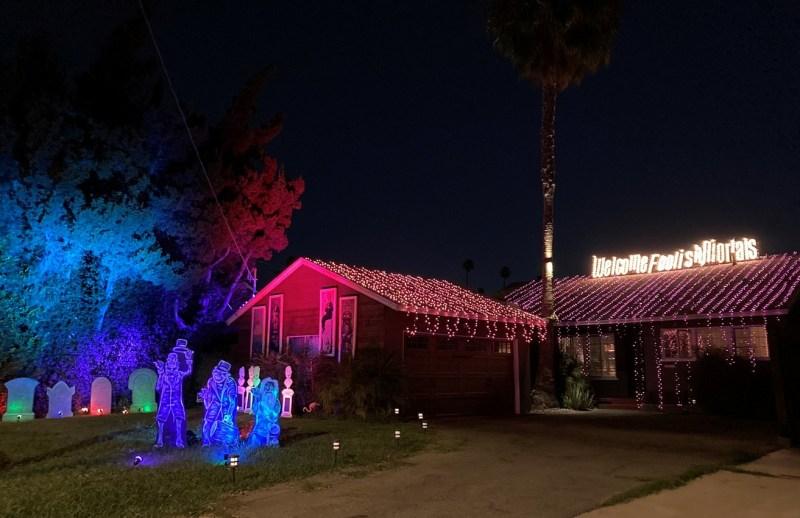 Haunted Mansion Lake Balboa 2020 Review