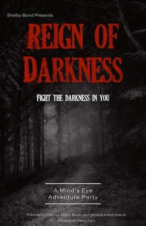 Mind's Eye Reign of Darkness