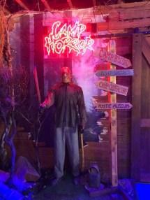 Mystic Museum Camp Horror