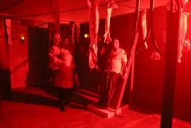 HorrorWorld Chainsaw Massacre torture