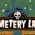 Halloween 2021 Cemetary Lane