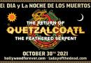 Day of the Dead will celebrate Quetzalcoatl's return