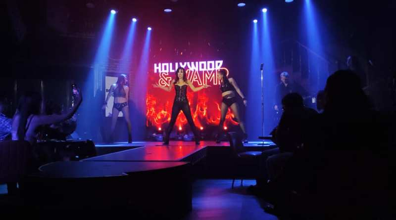 Hollywood and Vamp Stage Show Review