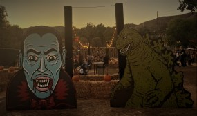 Dracula and Godzilla in the Spookeasy
