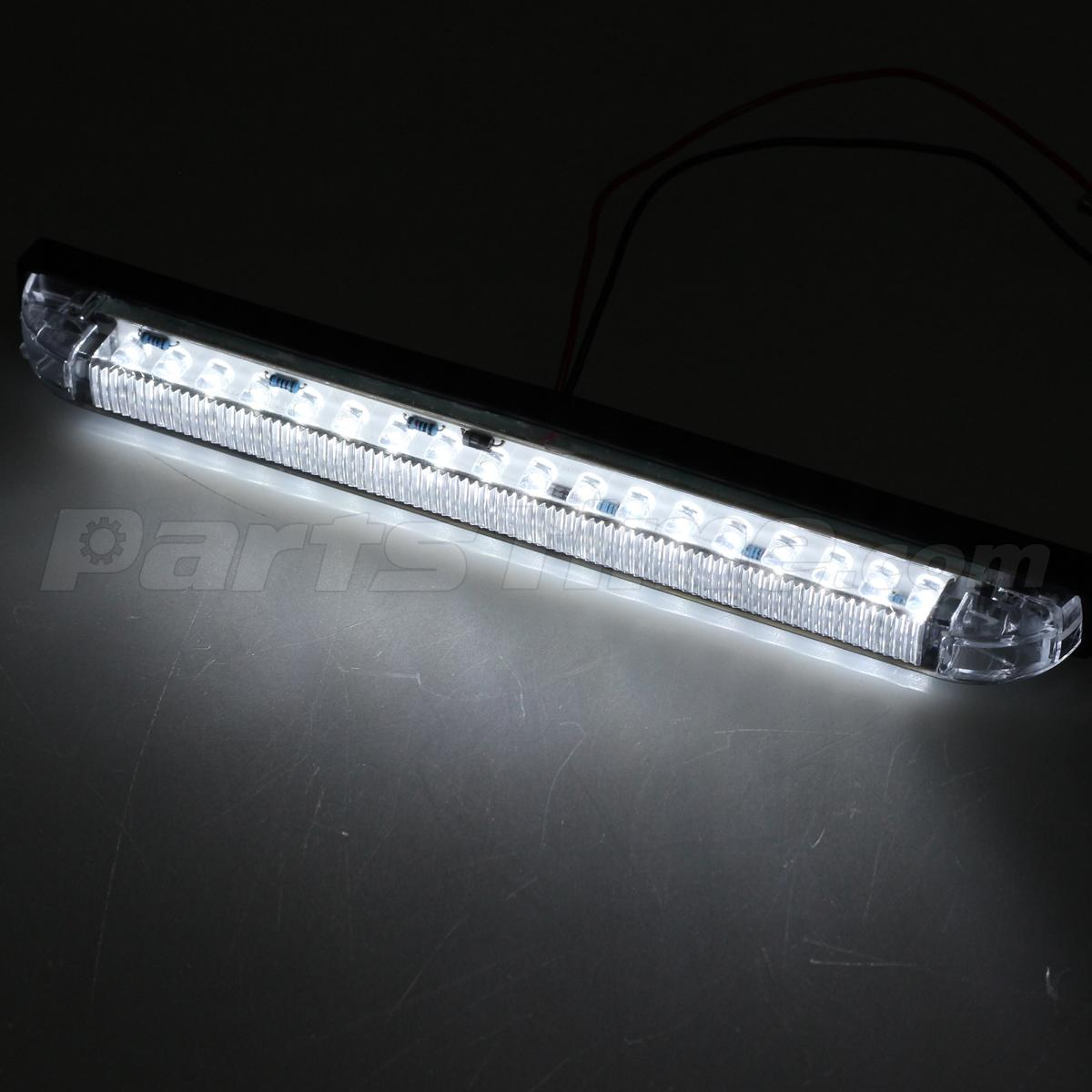 Led Light Bar Amp Draw