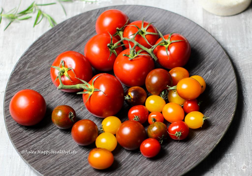 Tomaten sind gesund enthalten unter anderem viel Lycopen