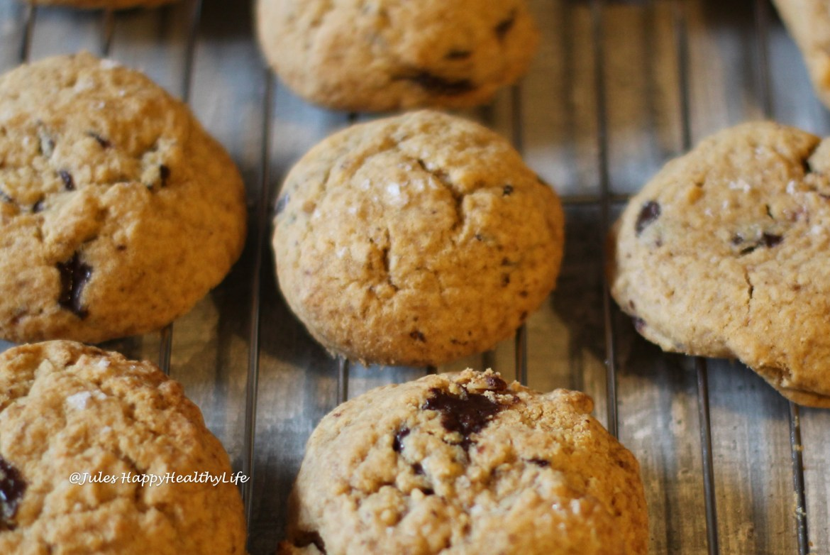 Easy recipe for gluten-free ChoChip Cookies