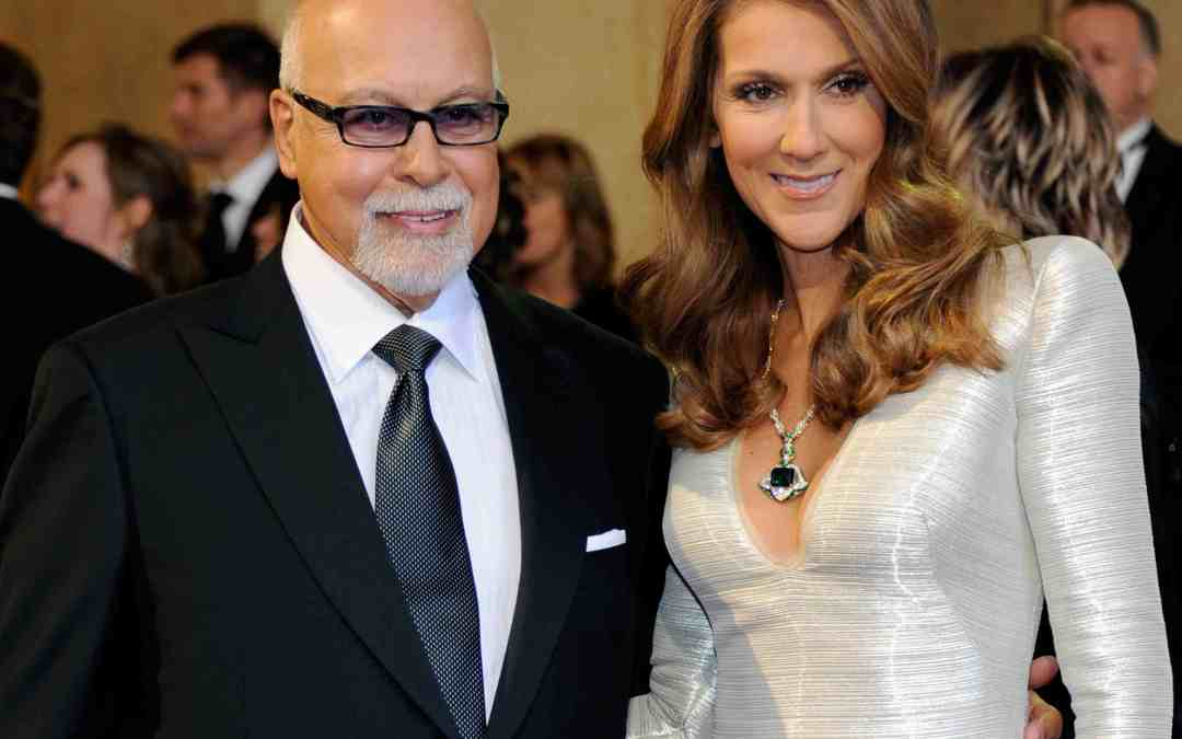 Céline Dion's Husband Planned Funeral Before His Death to Ease Her Burden