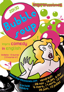 Bubble Soup by The Improfessionals