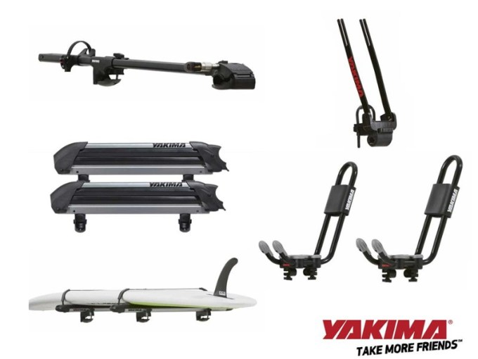 Mini Cooper Roof Rack Accessories A From Yakima