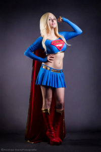 Super Girl Nadyasonika