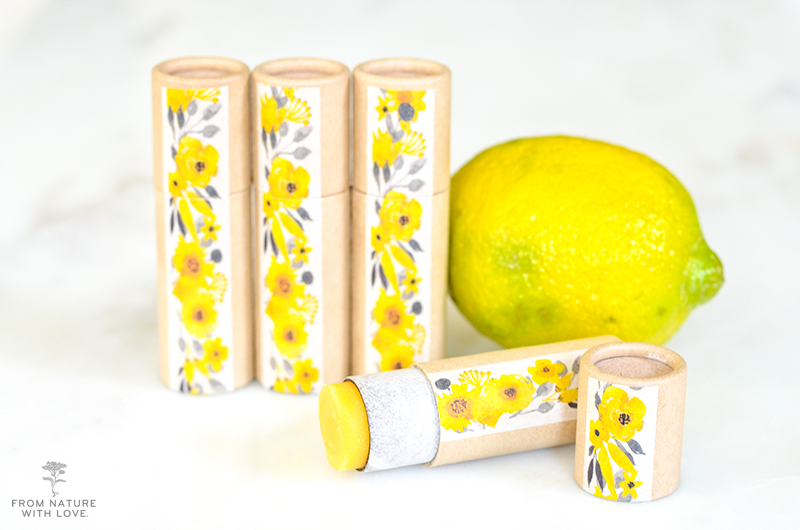 Make Your Own Jasmine Yuzu Solid Perfume Oil