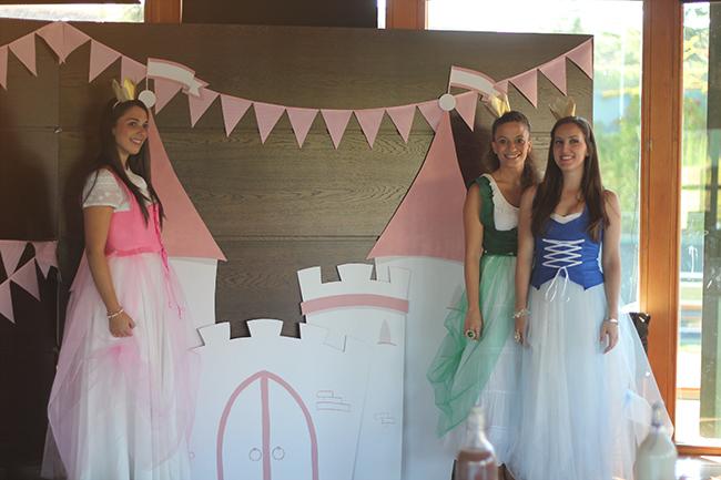 Nice Party cumpleaños princesas