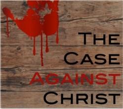 The Case Against Christ, Logo