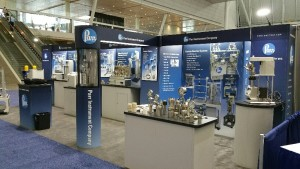 Parr's Booth at ACS Fall in Boston