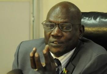 File photo: Minister Michael Makuei Lueth. (Radio Tamazuj)