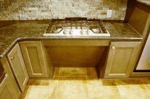 Accessible Stovetop