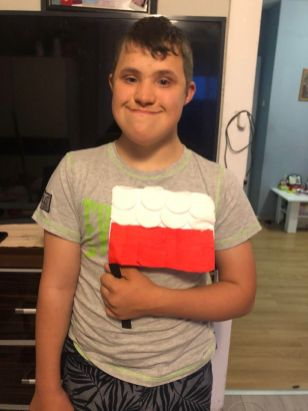 Mariusz flaga
