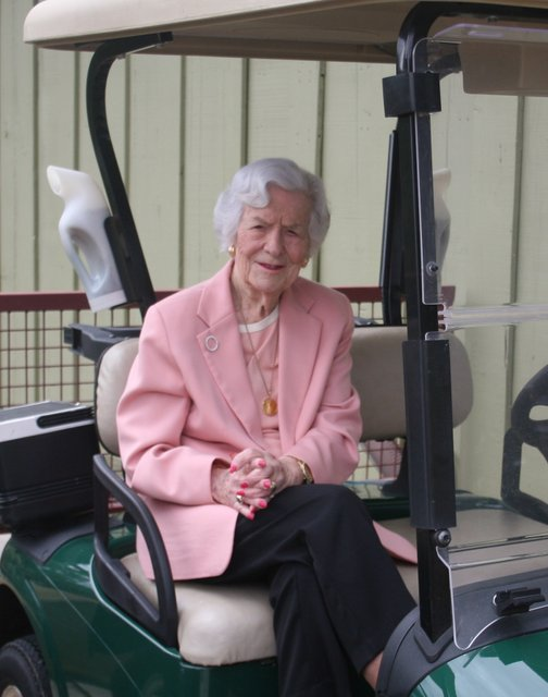 Doris Barger To Celebrate 8th Annual Golf Outing