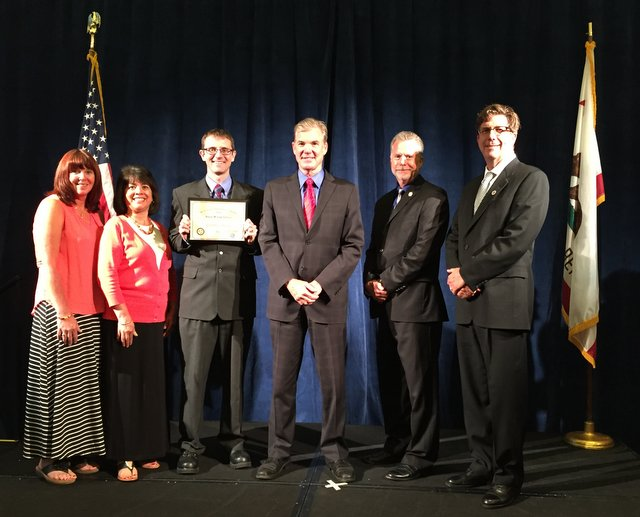 Avery Middle School Honored By State As Gold Ribbon School