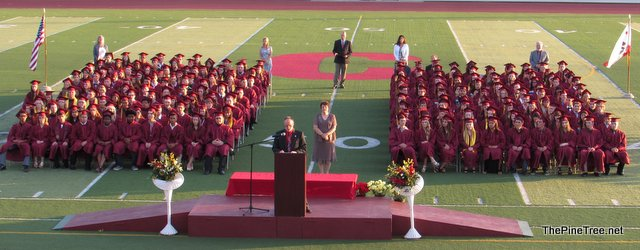The Calaveras High School 2015 Graduation Video