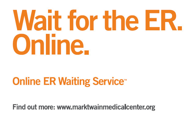 Wait For The ER Online At Mark Twain Medical Center