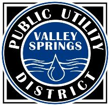 Letter To The Editor On Valley Springs Public Utilities District ~ By Valentino Passetti