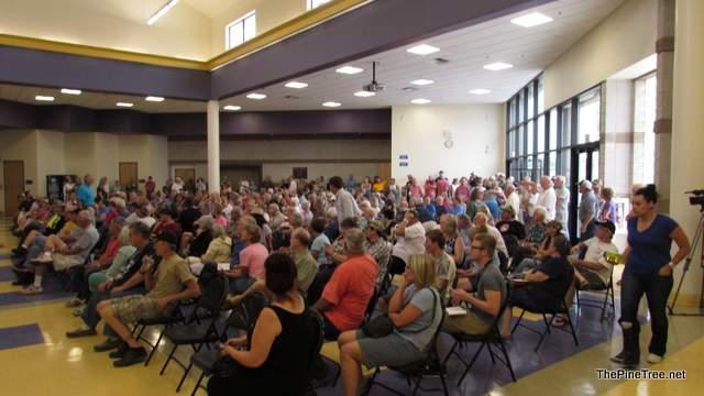 Hundreds Attend Butte Fire Community Update Meetings!  (Full Video)