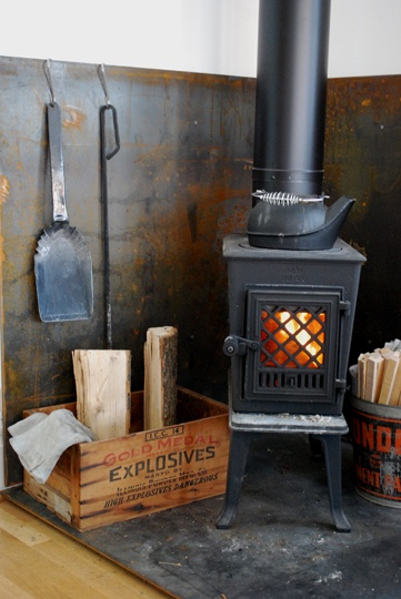 Cooler Weather Brings Fire Places, Wood Stoves Back To Life