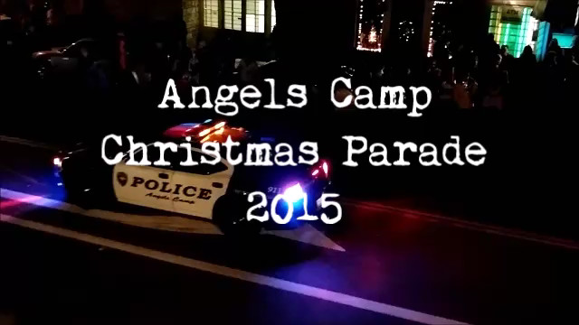Angels Camp Christmas Parade