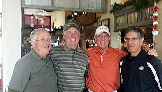 Greenhorn Creek Golf Resort Men's Club Results for Wed., Dec. 9th & Save For The Holidays