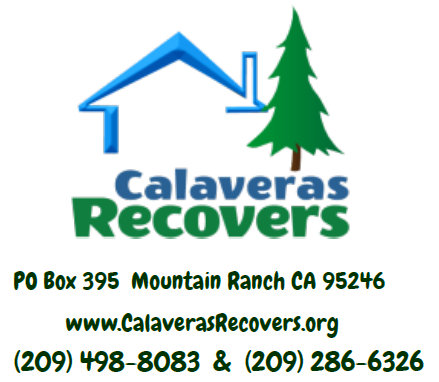 Requests For New Homes Due By End Of Year ~ Calaveras Recovers Finalizing List Of Building Projects