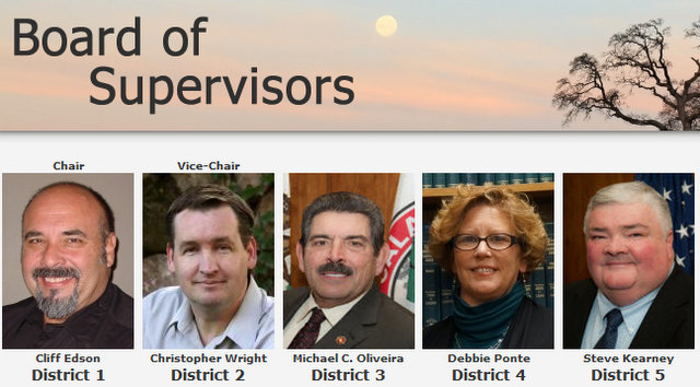 Butte Fire Anniversary & Recovery Dominate Supervisors Agenda This Week