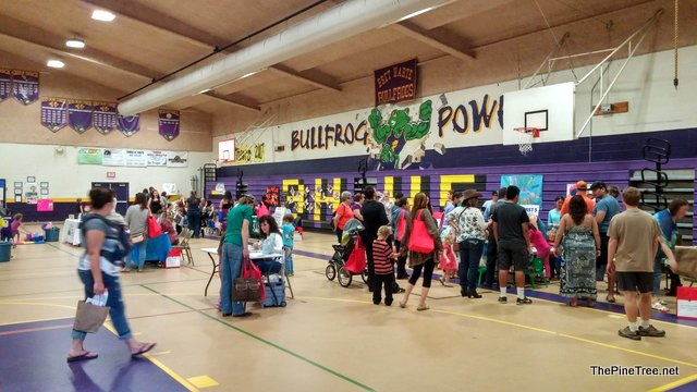 Calaveras Children's Fair Had Activities & Opportunities Galore
