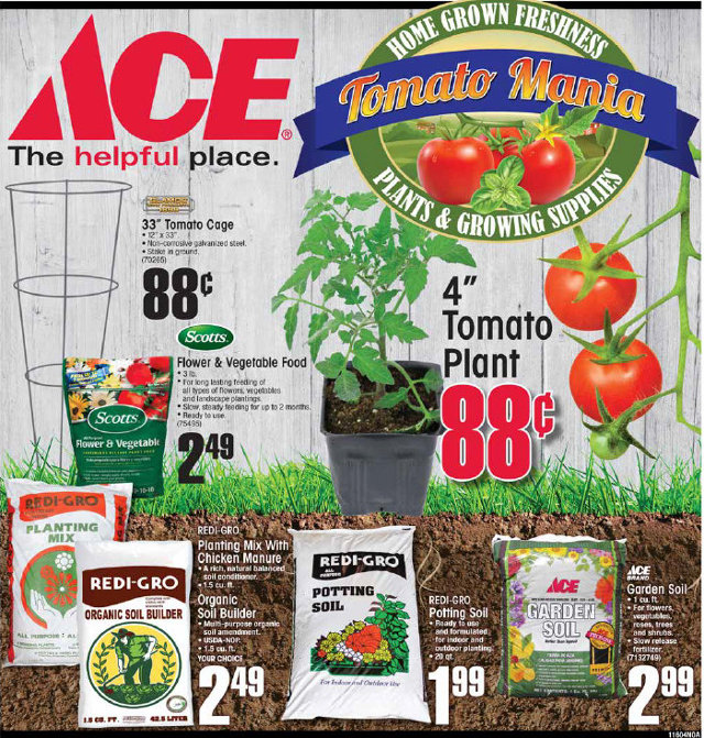 Bountiful Spring Savings From Arnold Ace Home Center