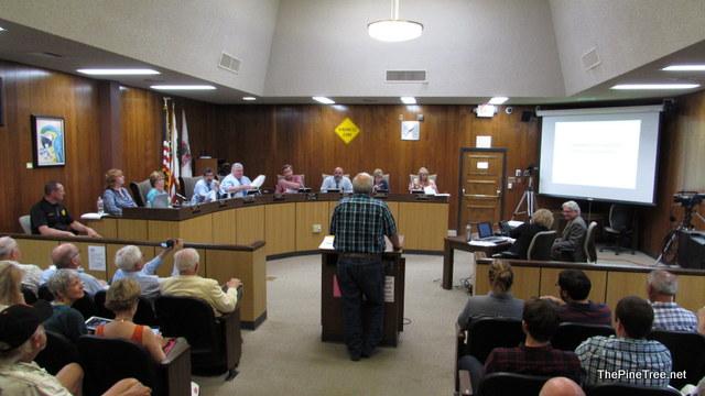 Community Debates Marijuana Industry Urgency Ordinance!  Hundreds Attend Board Meeting
