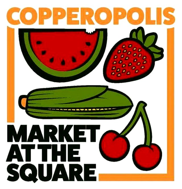 Almost Blue Jazz Trio Entertains Today In Copperopolis!  Market At The Square Is Every Sunday From 10 – 3!!