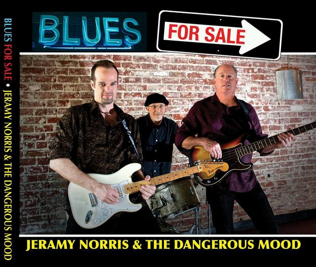 Backyard Blues 'n' BBQ with Jeramy Norris and the Dangerous Mood At Hotel Leger