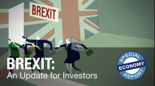 Brexit: An Update for Investors ~ From Brian Tewksbury