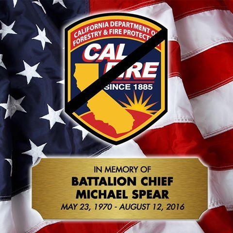 TCU Battalion Chief Michael Spear Has Passed Away