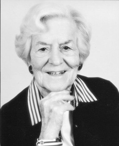 Founding President Of Mark Twain Medical Center Foundation, Doris Murphy Barger, Passes Away At 93
