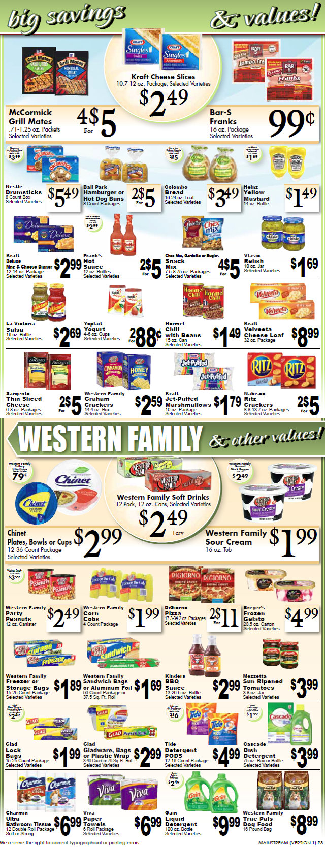 Big Trees Market Weekly Specials & Grocery Ads Through September 6th
