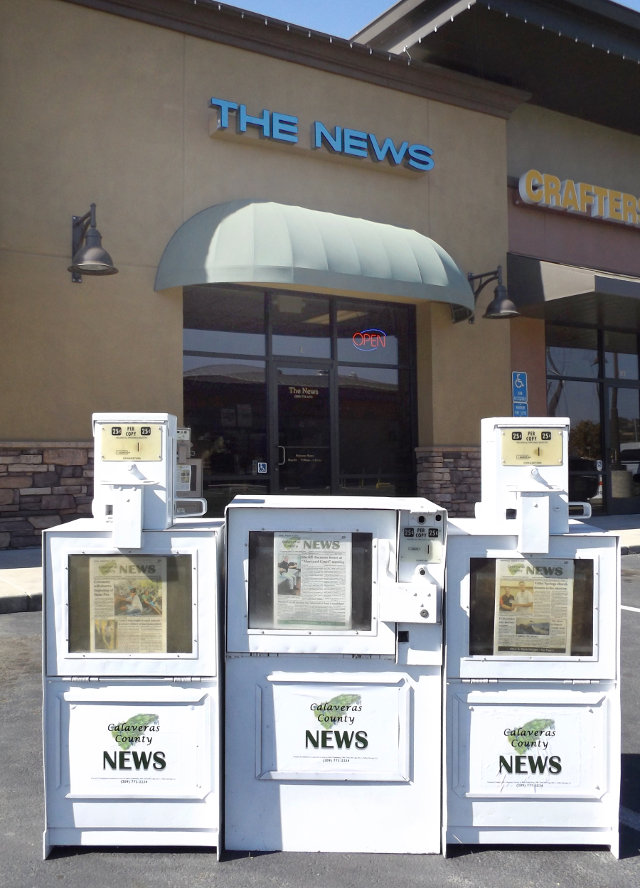 The New Home Of County Legal Notices Hits The Racks On October 5th