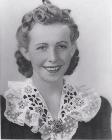 Bernice Betty Whaley 1924 – 2016