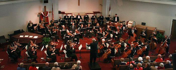 Friends of Music Baroque Chamber Orchestra Opening Concert