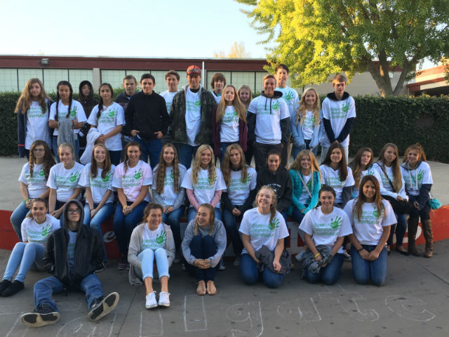 Bret Harte FFA Attends The Greenhand Conference
