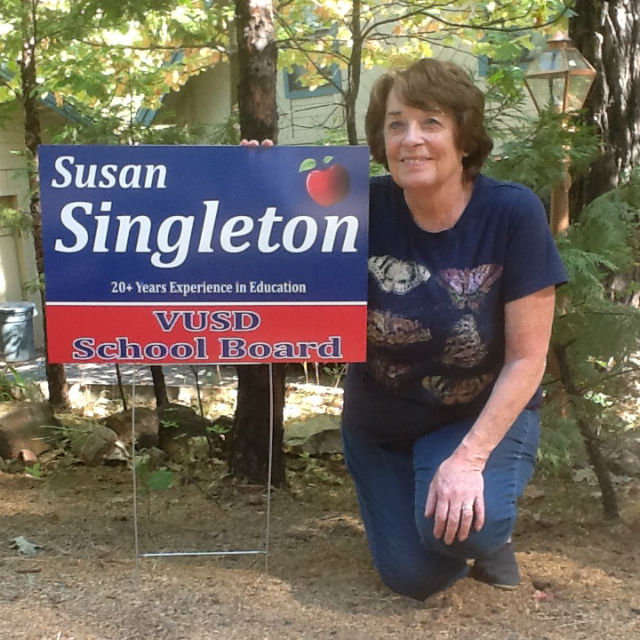 Vallecito Teachers Association Endorses Singleton For School Board