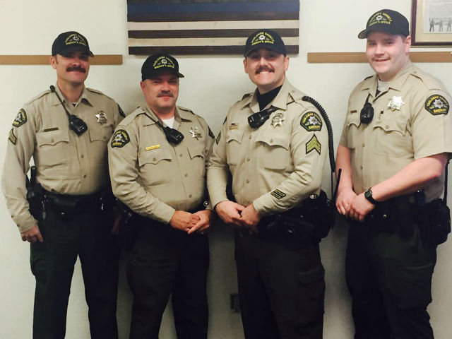Tuolumne County Sheriff's Department Participate In Raising Cancer Awareness