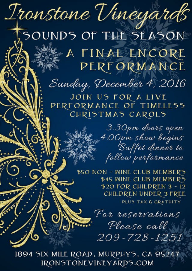 Kick off December With Timeless Christmas Carols