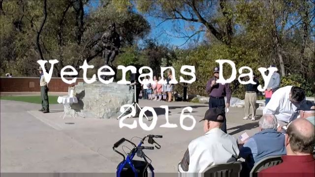 Veterans Day 2016 Video
